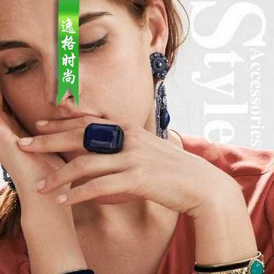 Style Accessories 印巴文化民族风格绿松石饰品设计杂志