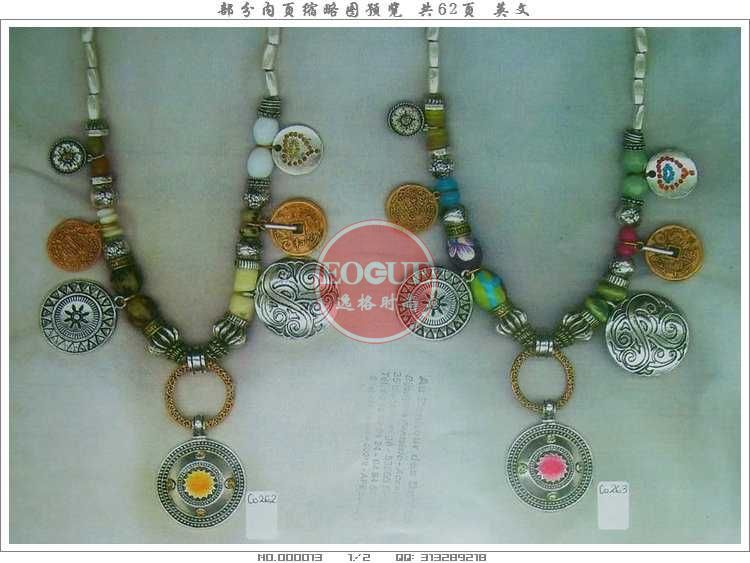 ROSEBUD 印巴风格时尚珠宝首饰设计参考资料