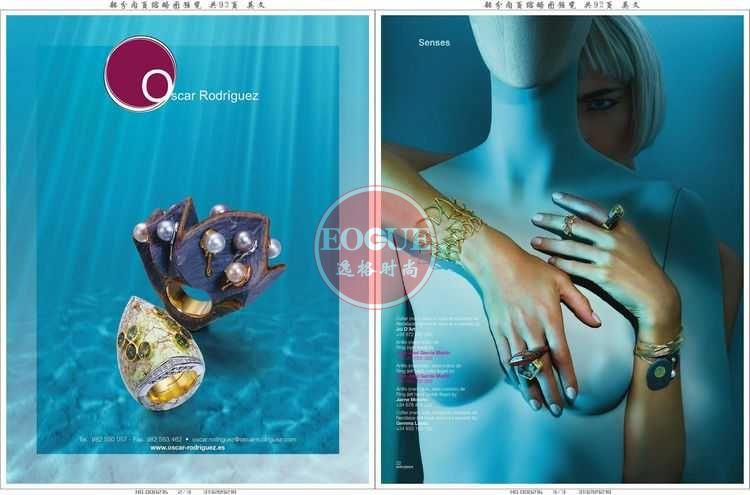 AYJ 德国专业珠宝饰品设计杂志 秋季号N198