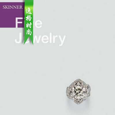 Skinner 美國珠寶首飾設計欣賞參考雜志 N2793B