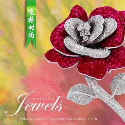 DFJ 加拿大珠宝首饰设计专业杂志 N1