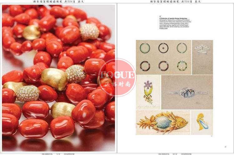 LH 美國珠寶首飾設計欣賞雜志 N365