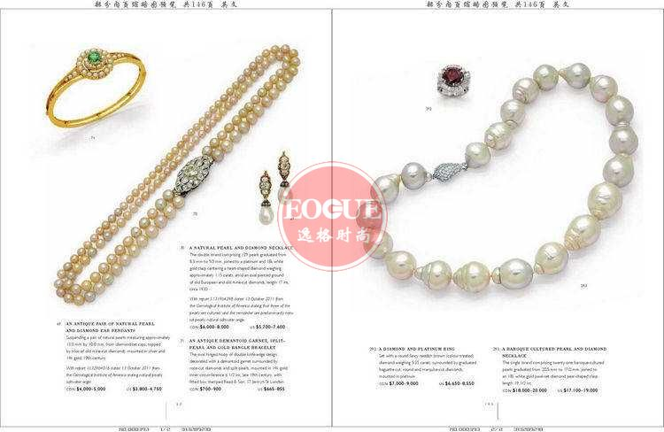 DFJ 加拿大珠宝首饰设计专业杂志 N5