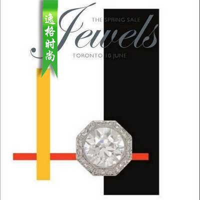 DFJ 加拿大珠宝首饰设计专业杂志 N6