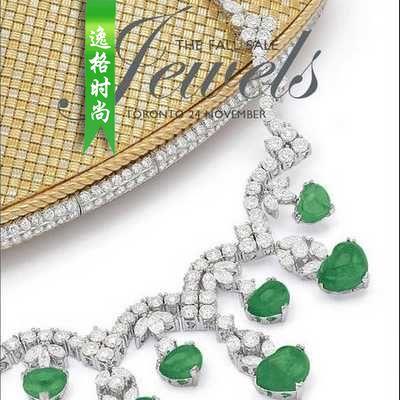 DFJ 加拿大珠宝首饰设计专业杂志 N9