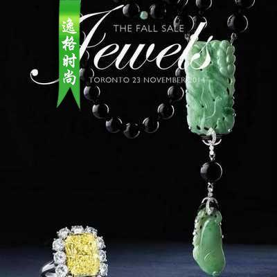 DFJ 加拿大珠寶首飾設計專業雜志 N11
