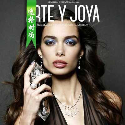 AYJ 德國專業珠寶飾品設計雜志 春季號N200