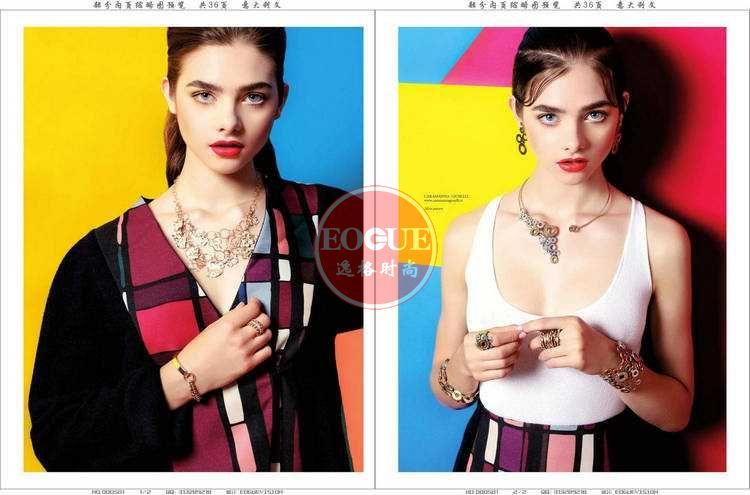 Preziosa 意大利專業珠寶首飾配飾雜志 香港展會特別號
