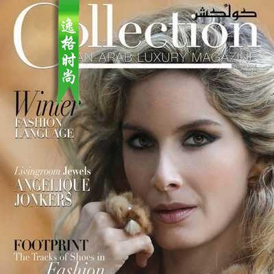 COLLECTION 阿拉伯珠宝首饰设计杂志 秋冬季N66