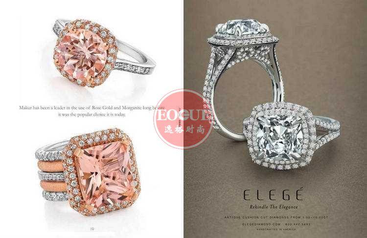 TJB 歐美婚慶珠寶首飾款式設計專業雜志 冬季號