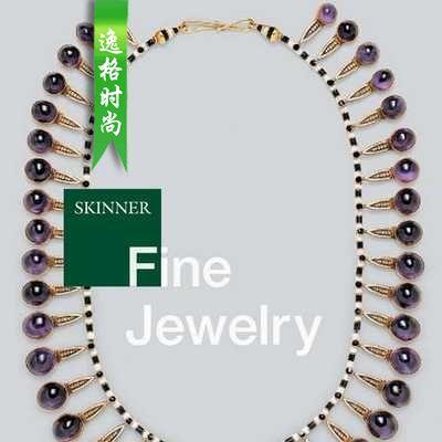 Skinner 美国珠宝首饰设计欣赏参考杂志 N2883B