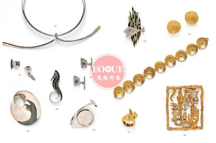 Skinner 美國珠寶首飾設計欣賞參考雜志 N2899B
