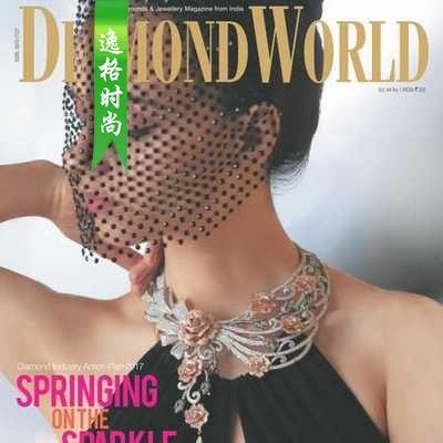 Diamond World 印度钻石珠宝行业趋势分析 12月号