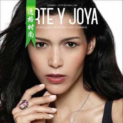 AYJ 德国专业珠宝饰品设计杂志 N201