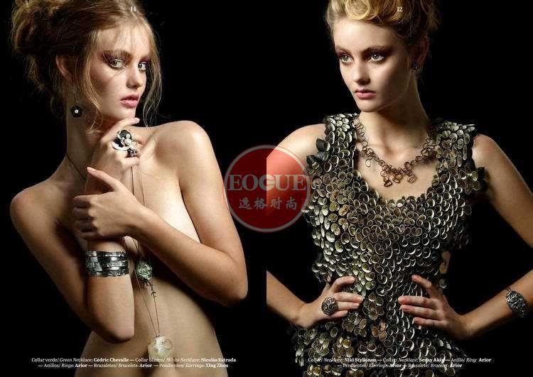 AYJ 德國專業珠寶飾品設計雜志 N201