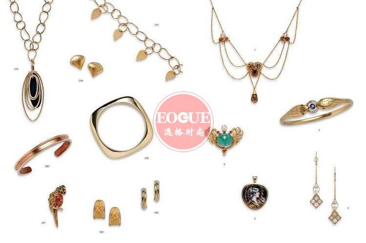 Skinner 美国珠宝首饰设计欣赏参考杂志 N2932B