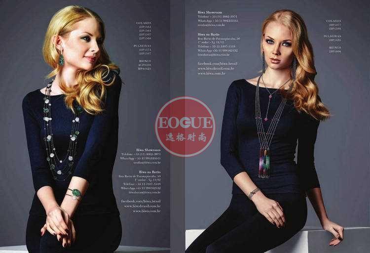 F.M 葡萄牙專業珠寶配飾雜志 10-12月號N18