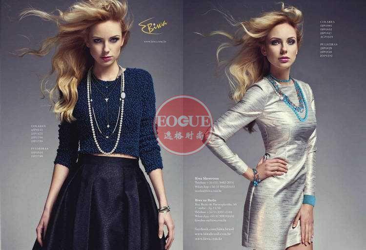 F.M 葡萄牙專業珠寶配飾雜志 1-3月號N19