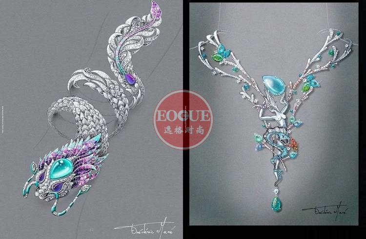 JH 美国专业珠宝设计杂志 4月号N21