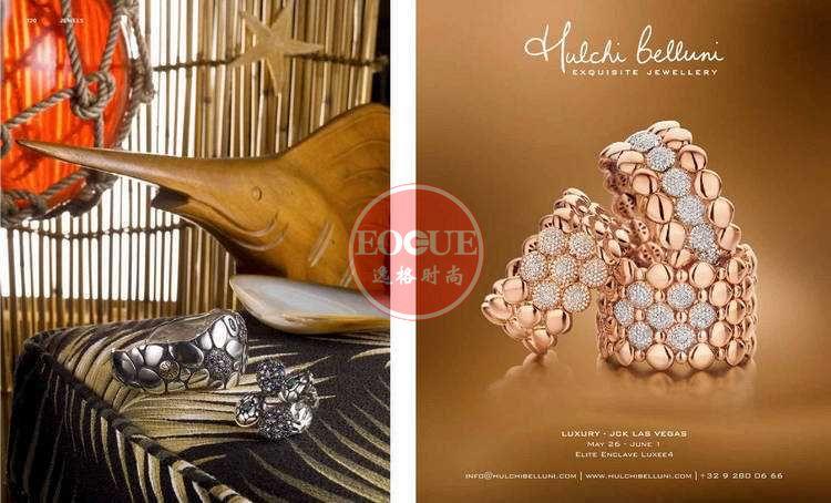 VO+ 意大利国际视野珠宝时尚杂志 六月号N134 美国版