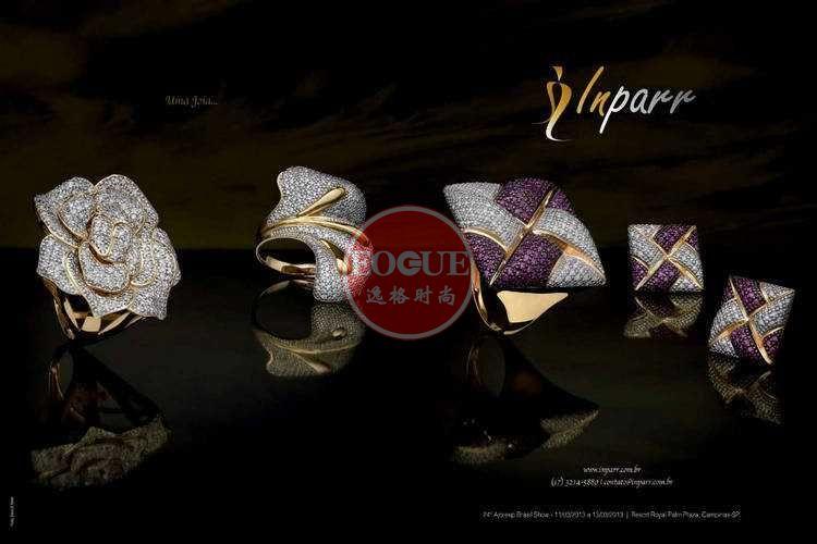 Ajoresp 巴西珠寶展覽會目錄時尚雜志 3月號N24