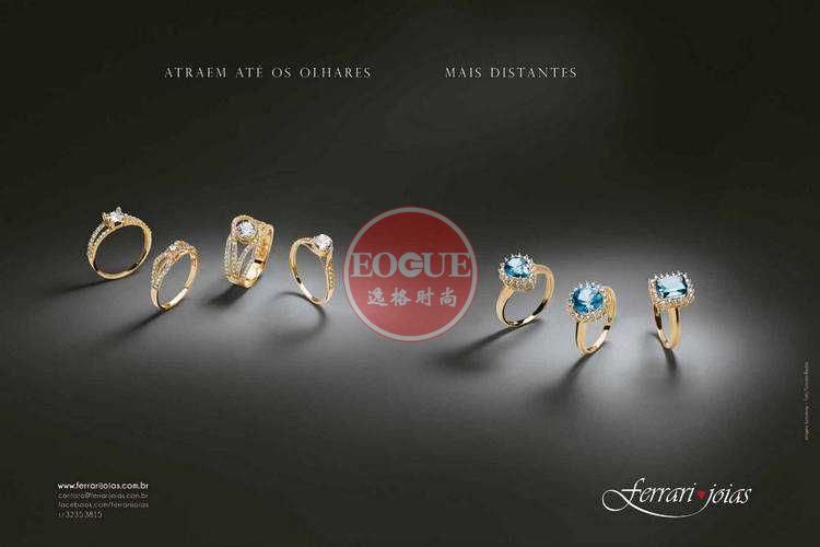 Ajoresp 巴西珠宝展览会目录时尚杂志 9月号N28