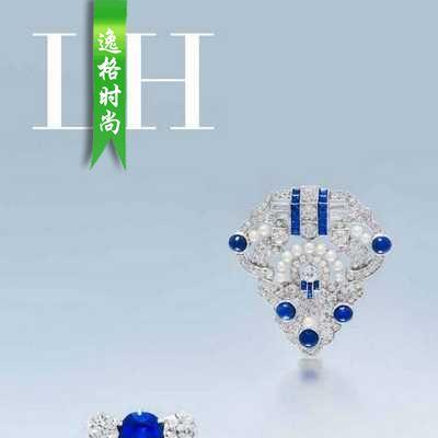 LH 美国珠宝首饰设计欣赏杂志 N472