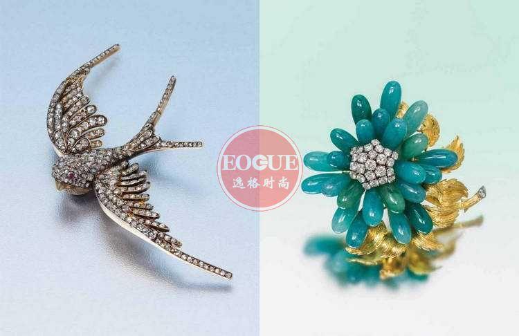 LH 美国珠宝首饰设计欣赏杂志 N494