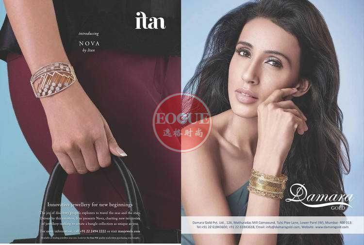 Solitaire IN 印度珠寶配飾流行趨勢先鋒 12月號
